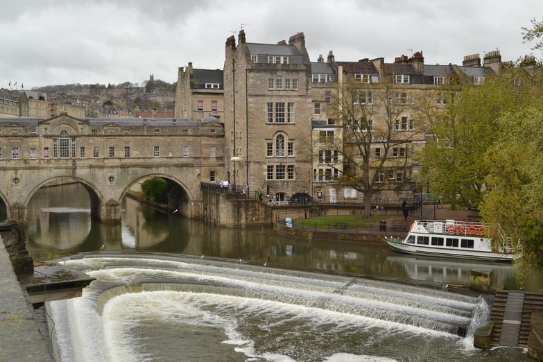 Paisaje de Bath