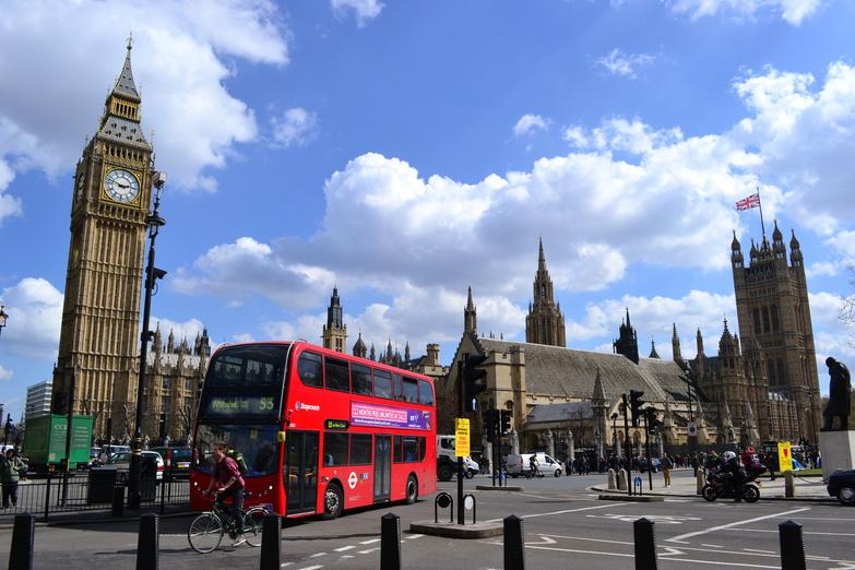 Londres pintoresco