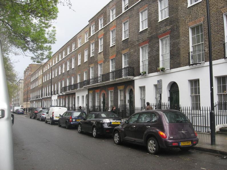 Londres arquitectónico