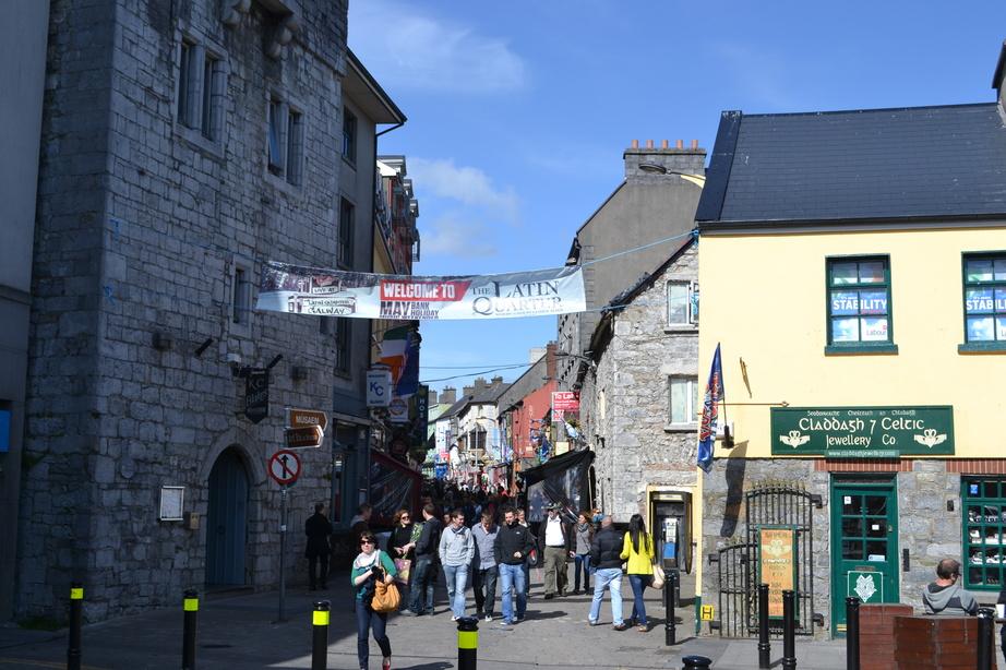 Galway de día