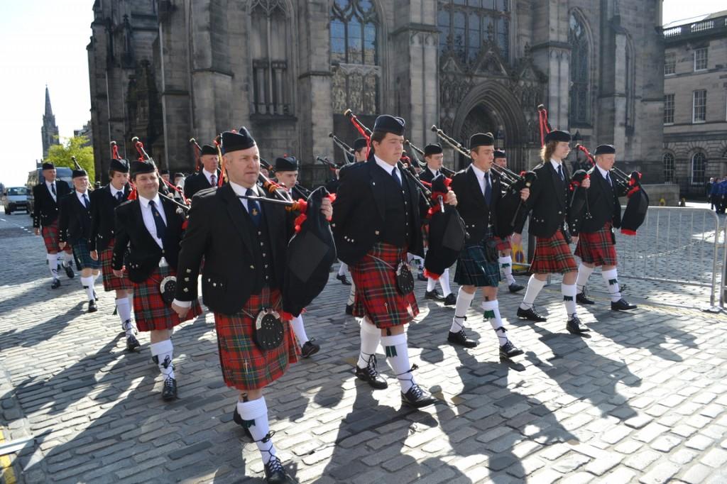 Gaiteros escoceses