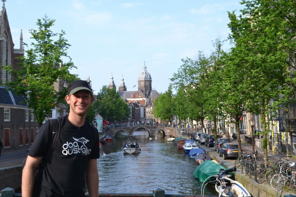 """Ámsterdam, la """"venecia del norte"""""""