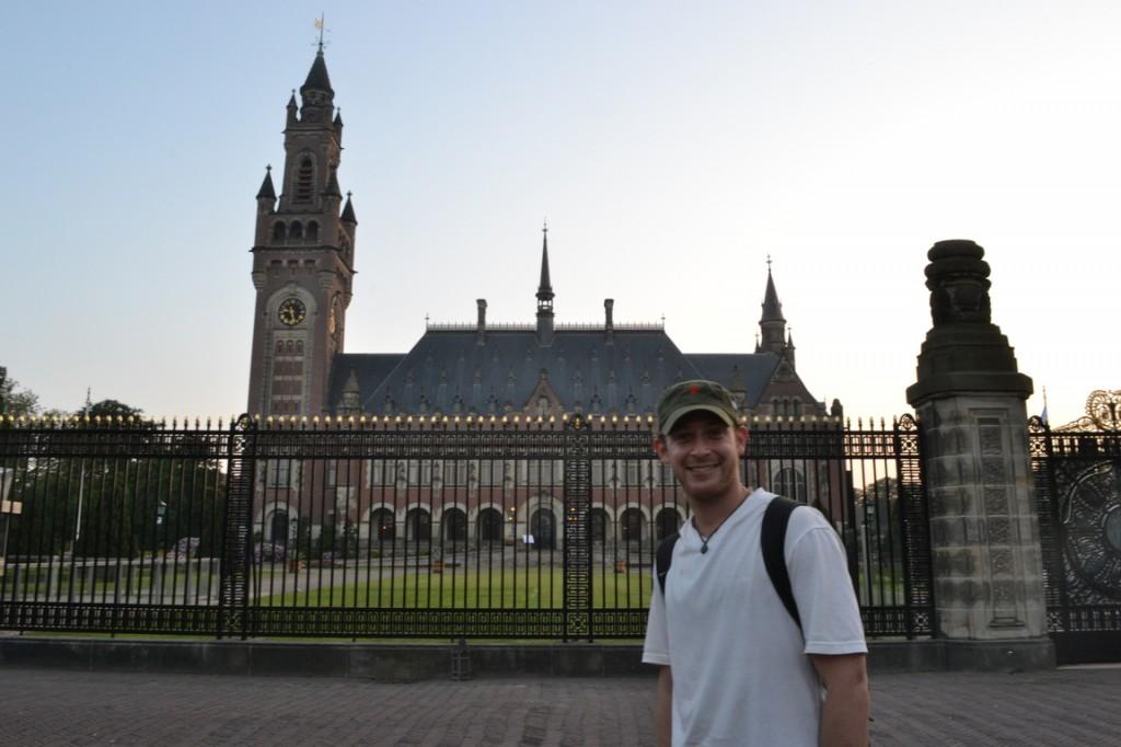 Tribunales Internacionales de Justicia, La Haya