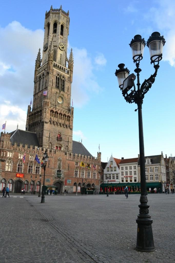 Torre Belfort, Markt de Brujas