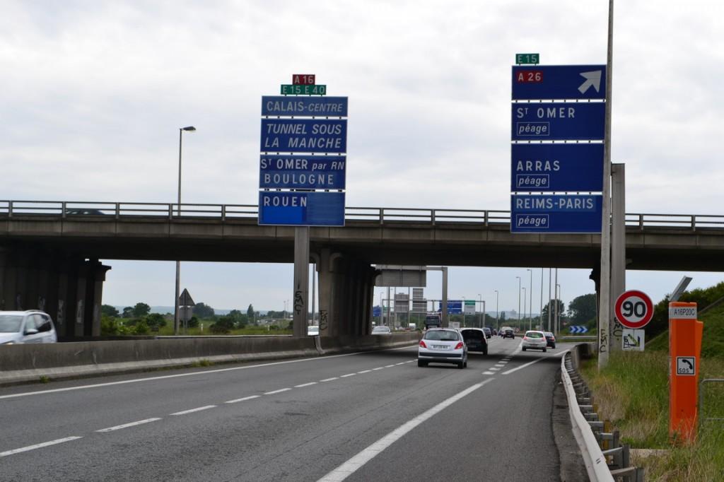 Por las rutas francesas