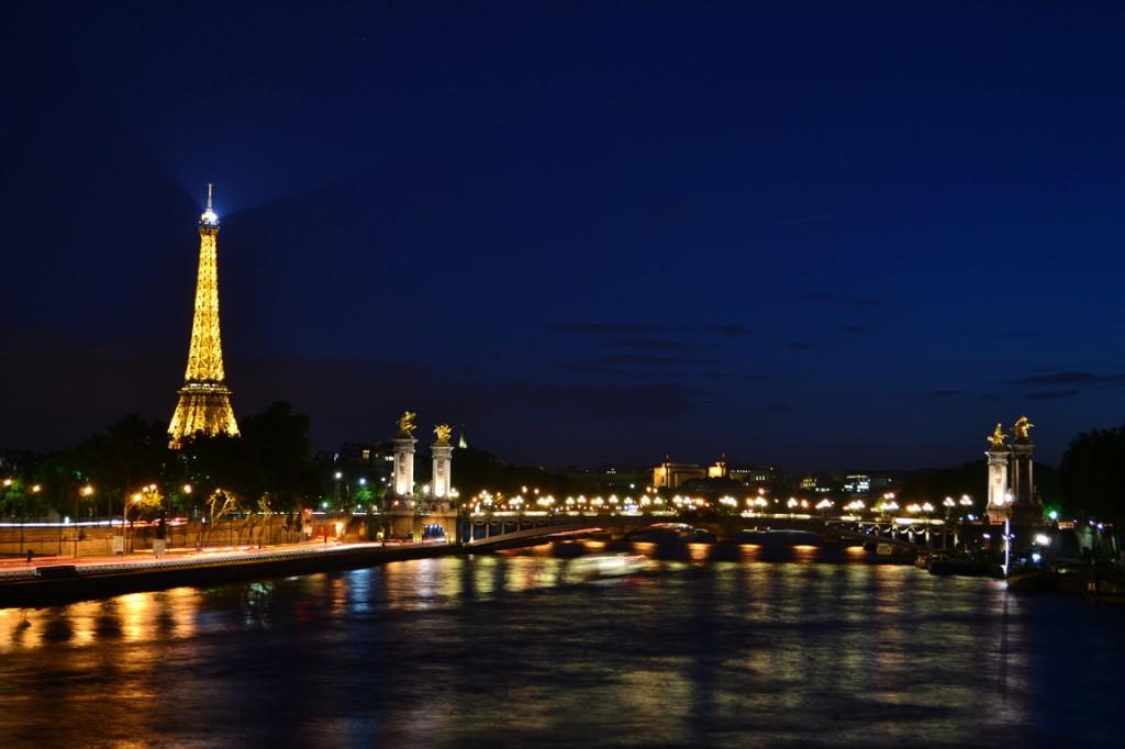 La increíble noche de Paris