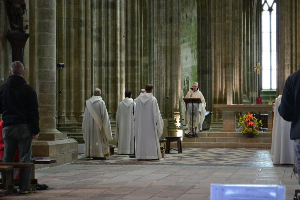 Monjes de Saint-Michel