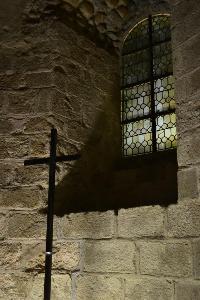 Antiguas capillas de la abadía