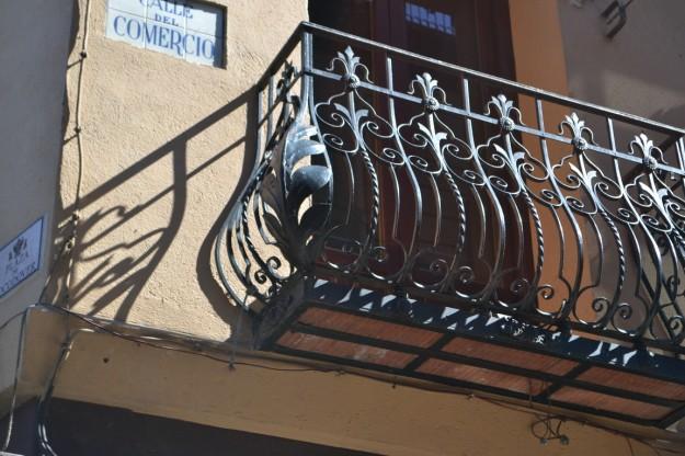 Balconcitos de Toledo