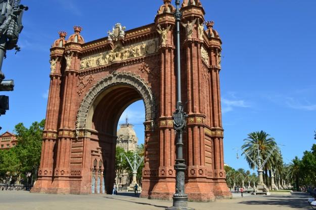 Arco del Triunfo - Versión Barcelona