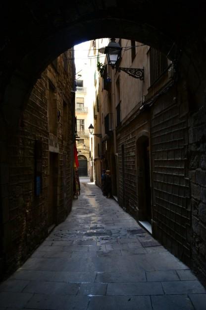 Callejuelas del Barrio Gotic