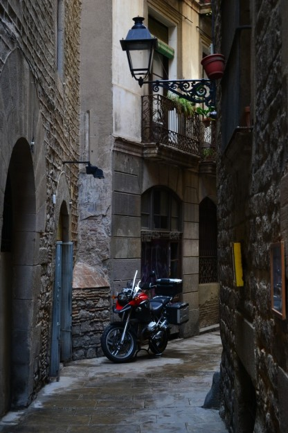 Callecitas del Barrio Gotic