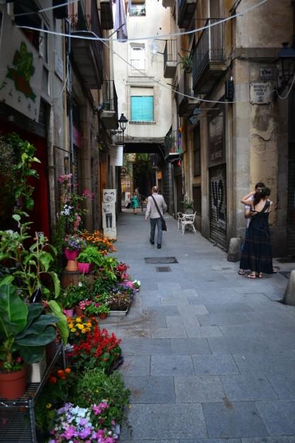 Callejuelas del Born. Barcelona