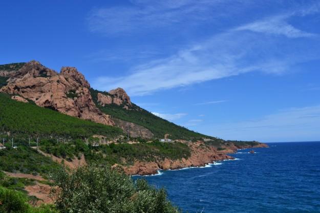 Panorama rutero de la Riviera Francesa