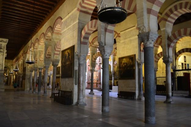 Gran Mezquita de Córdoba. Imponente.