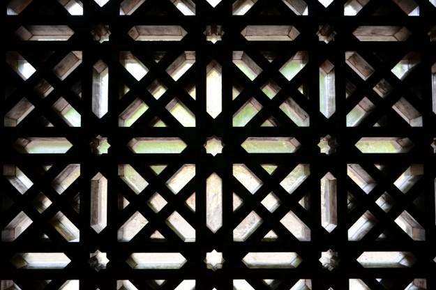 Detalles árabes en la Mezquita de Córdoba