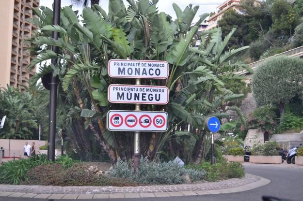 Bienvenidos al Principado de Mónaco