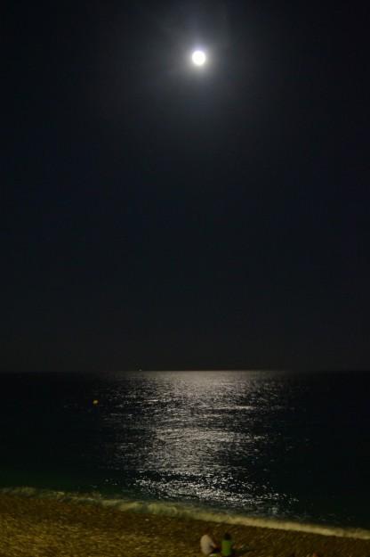 Niza de noche