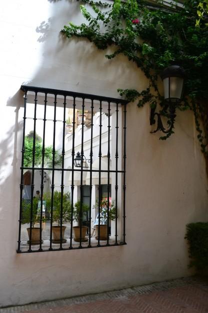 Patiecitos andaluces en el Alcázar Real de Sevilla