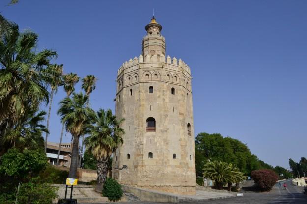 Torre de Oro. Sevilla
