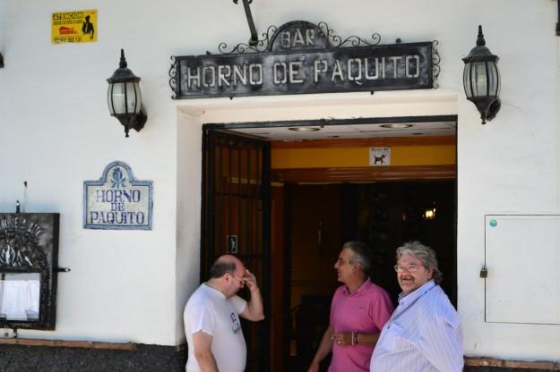 Antiguo barrio del Albaycín. Granada