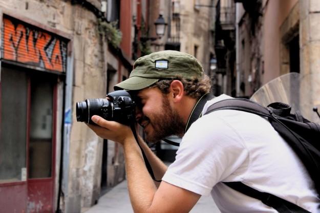 Fotografiando...