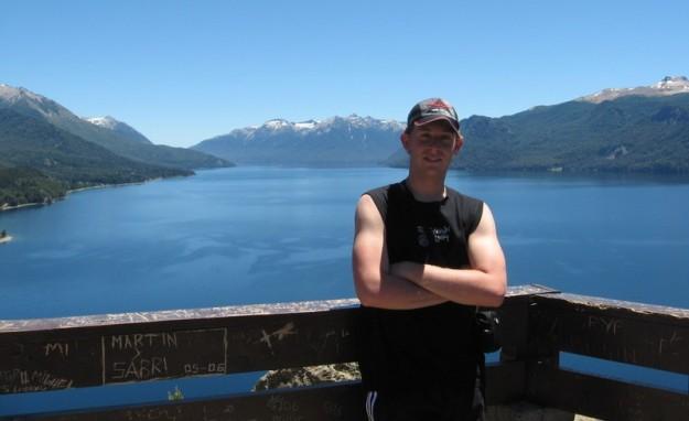 Lago Traful - Patagonia Argentina - Año 2008