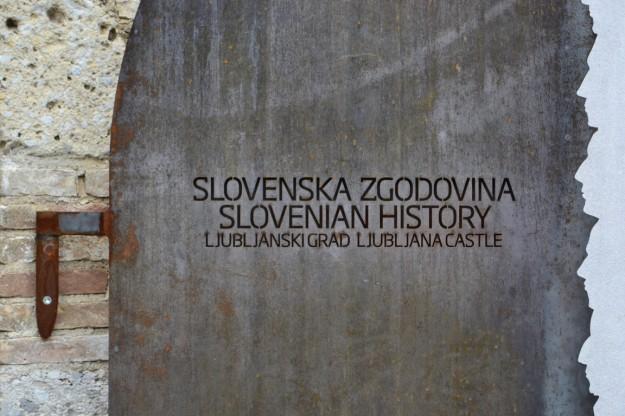 Entrada al Castillo de Ljubljana
