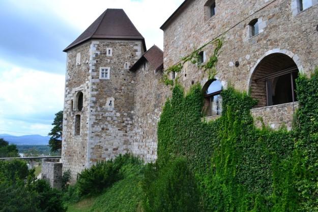 """Castillo de Ljubljana, el """"Ljubljanski Grad"""""""