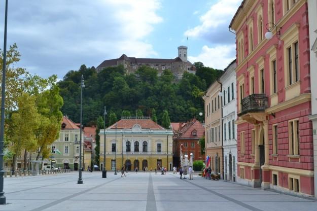 Centro de Ljubljana