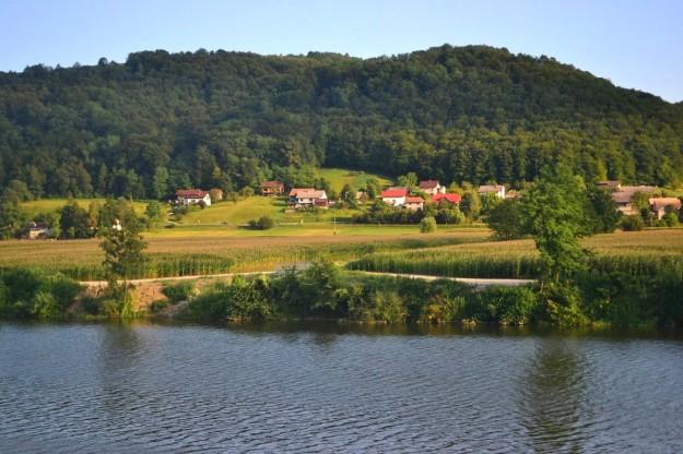 Paisajes del interior de Eslovenia