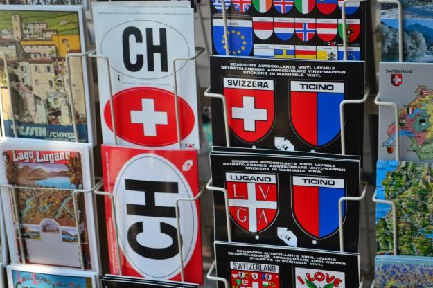 Schweiz, Svizzera, Suisse, Svizra o Confoederatio Helvetica, llamala como quieras!