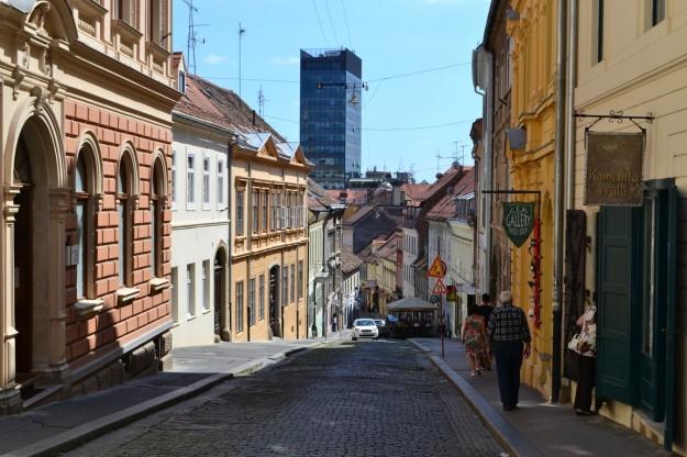 Callecitas de Zagreb