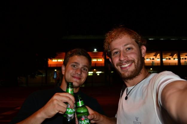 Tras el éxito de los rompe-estadios, con Johannes
