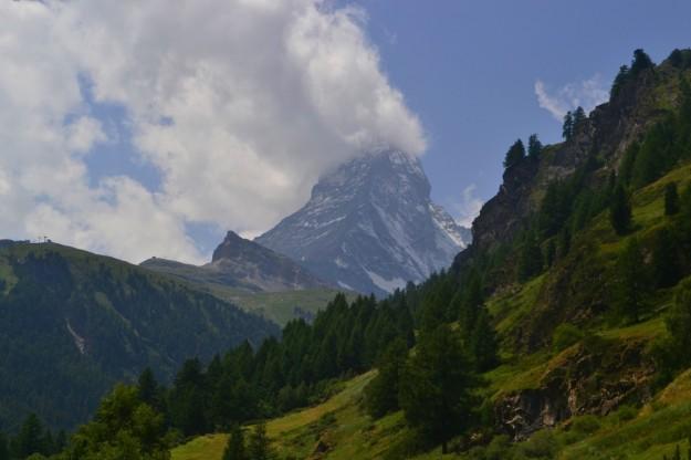 El hermoso Cerro Matterhorn/Cerviño