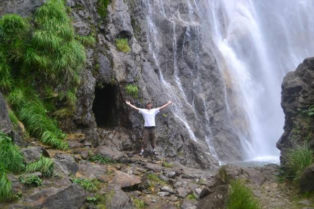 Cascadas por la ruta sur de Suiza