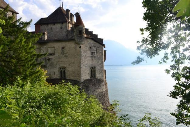 Castillo de Chillon, Lago Ginebra