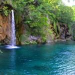 Los rompe-estadios de Croacia y el parque de las cien cascadas