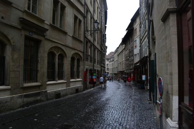 Casco histórico de Ginebra, Suiza
