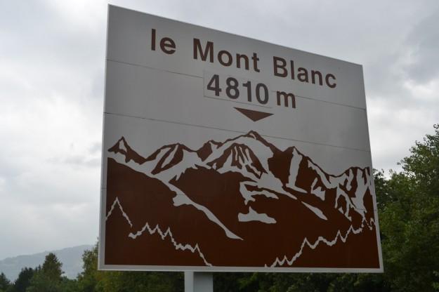 El Mont Blanc, el más alto de Europa