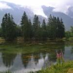 Un viaje por los Alpes, Parte 2: Dos pilotos jugando a las escondidas con las cumbres alpinas