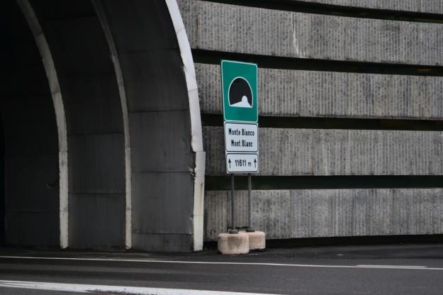 Túnel del Mont Blanc: 11.6km bajo la montaña
