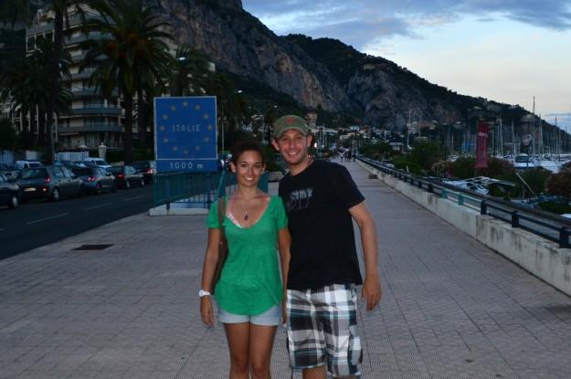 ¡¡Y llegamos a Italia!!