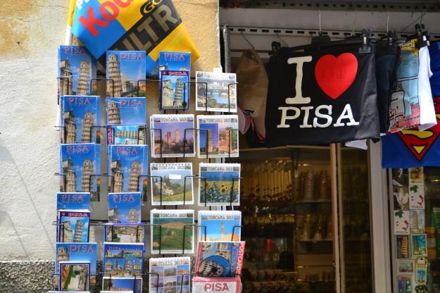 I Love Pisa