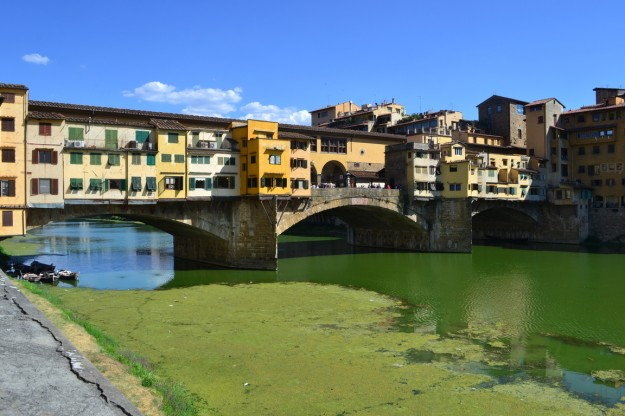 Ponte Vecchio - Florencia