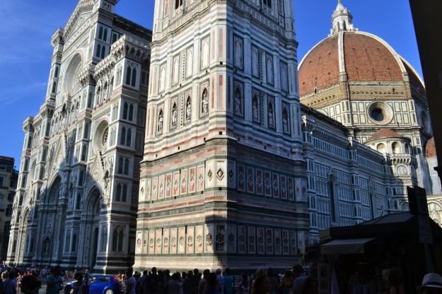 Basilica Santa Maria del Fiore - Florencia