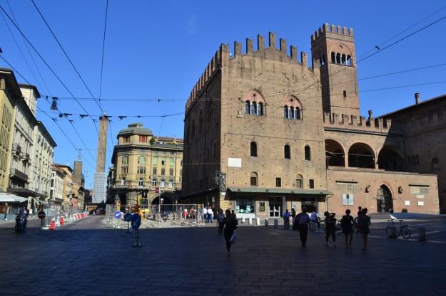 Bologna, una ciudad que no ofrece demasiado