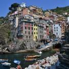 Riomaggiore, el primer fantástico pueblito de Cinque Terre