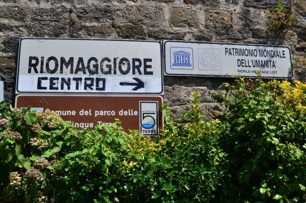 Los pueblitos de Cinque Terre, Patrimonio de la Humanidad