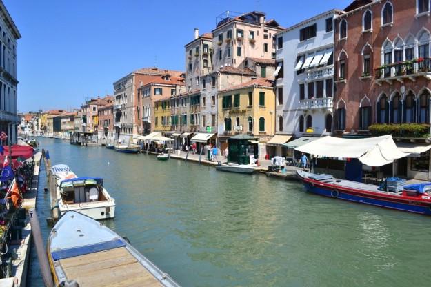 Las hermosas vistas de Venecia, la ciudad de los canales
